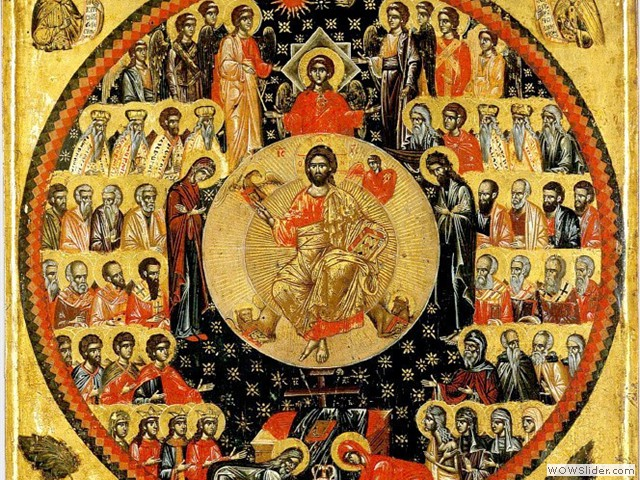 Sunday of All Saints